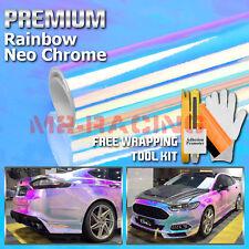 Neo Chrome EIGHT BANGIN V1 Sticker Decal Vinyl JDM Euro Funny Window Banging