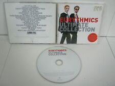 CD ALBUM EURYTHMICS ULTIMATE COLLECTION 939