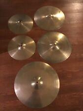 Vintage ziljian cymbals