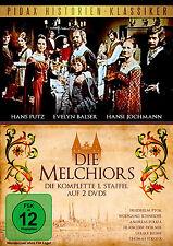 Die Melchiors 1. Staffel * DVD TV Serie Lübeck Pidax Historien Film Neu Ovp
