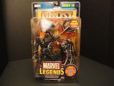 Ghost Rider Marvel Legends Series VII(7) Toybiz NEW SEALED Comic Book Bike