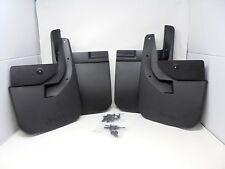 2018 Jeep Wrangler JL New Body Front & Rear Molded Splash Guards Factory Mopar