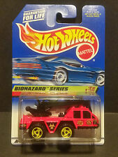 1997 Hot Wheels #718 Biohazard Series 2/4 Flame Stopper - 18784