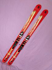 VOLKL Mantra 170cm All-Mountain Full-Camber skis with Salomon z12 ski bindings ~