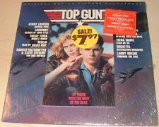TOP GUN SOUNDTRACK ALBUM 1986 COLUMBIA RECORDS C-40323 CHEAP TRICK LOGGINS