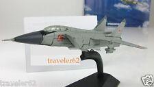 Mikoyan MiG-31 DZ diecast model Soviet Interceptor attack aircraft russian plane