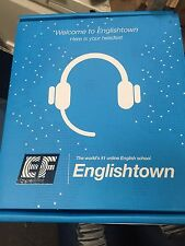 Headset with Mic (Englishtown English-Learning System)