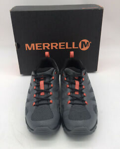 Merrell Men's Moab Edge 2 Hiking Shoes, 12 Wide - Gray (has been worn once)