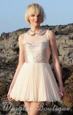 Short Sleeve Prom Dresses for Women