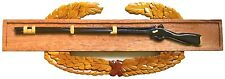 COMBAT INFANTRYMAN BADGE - 1st AWARD - ARMY PLAQUES - Handcrafted Wooden Plaques
