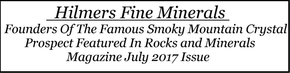 Hilmers Fine Minerals