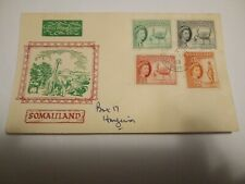 1953 Somaliland First Day Cover