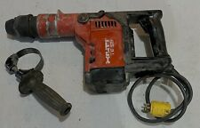 Hilti Rotary Hammer Drill Sds Max With Case And Drill Bits Model Number Te 55