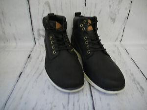 Timberland Herren Schuhe High Sneaker Killington Chukka Schwarz Gr. 43 Neu