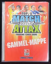 Sammelbilder-Topps Cards Match Attax Trading Card Game Fußball Bundesliga 2008