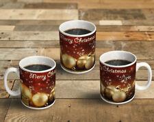 mug / tasse JOYEUX NOEL - MERRY CHRISTMAS