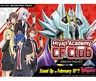 Cardfight!! Vanguard V-BT03 Gold Paladin common set (4 of each card of 28)