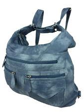 2in1 Damen Handtasche Rucksacktasche Rucksack Multifunktionstasche AK3435 PPWH