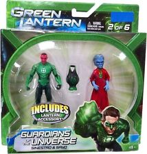Guardians of the Universe Sinestro & Sayo Action Figure 2-Pack #2 of 6