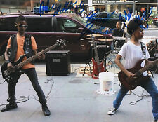 GFA Metal Band * UNLOCKING THE TRUTH * Signed 8x10 Photo T5 PROOF COA