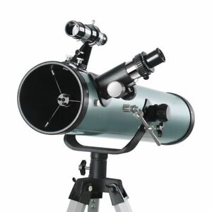 525X Zoom Outdoor HD Astronomical Telescope Tripod Night Vision Moon Watch Gift