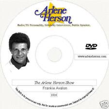 Frankie Avalon TV Interview- 1989 -  (30 Min) DVD
