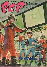 PEP 1969 nr. 05 - RAVIAN (COVER HANS G. KRESSE) /COMICS