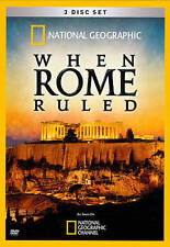 When Rome Ruled, Acceptable DVD, -, -