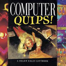 Computer Quips (Mini Squares),,New Book mon0000117465
