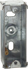 Architrave Back Box 1 Gang 28mm Galvanised Knock out Box