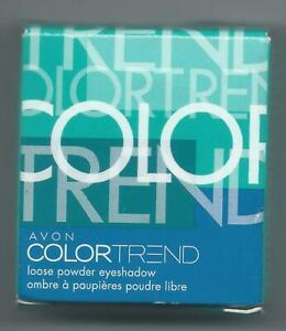 Avon Color Trend - Loose Powder Eyeshadow - Limelight - Brand New Boxed