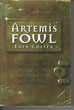 Artemis Fowl Series :3 PB's, 1 HC and 1 Graphic Novel. By Eoin Colfer