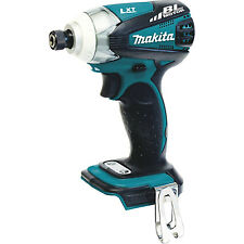 Makita XDT01Z 18-Volt LXT Brushless Cordless 3-Speed Impact Driver, Bare Tool