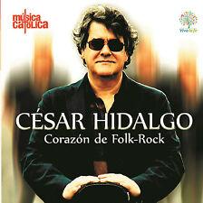 CESAR HIDALGO-CORAZON DE FOLK ROCK-CD