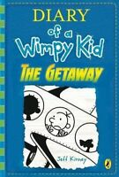 Diary of a Wimpy Kid: The Getaway (book 12) by Jeff Kinney Hardcover BRAND NEW