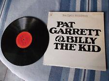 Bob Dylan PAT GARRET & BILLY THE KID LP Album Canada pressing