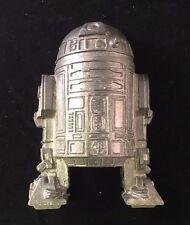 NEW - Genuine Licensed STAR WARS 3D R2D2 Character Metal Belt Buckle