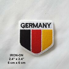 Bmw 1 Germany flag Badge logo Iron Sew on Embroidered Patch #1520
