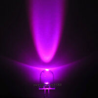 20pcs 10mm Round Pink Superbright LED Lamp Light 10mm pink Bulb Free Shipping