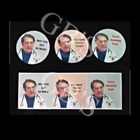 Dr. Now Kitchen Refrigerator Magnets And Matching Stickers