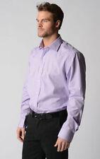 Ralph Lauren Cotton No Pattern Regular Formal Shirts for Men