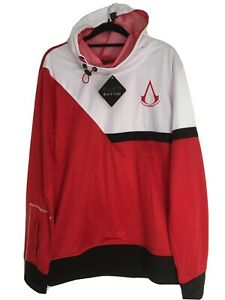 ASSASSINS CREED 4 HOODIE BLACK FLAG. L New/with Tags.