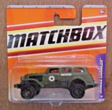 MATCHBOX CARS  JUNGLE CRAWLER  2009 issue