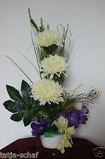 Kunstblumen Deko Kunstblume Tischdeko künstliche Dekoration Geburtstag TD40-04