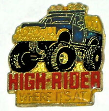 BigFoot Monster Trucks  lapel pin