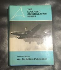 The Lockheed Constellation Series by Peter J. Marson (Hardcover)
