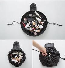 Bolso de lazo bolsa de cosméticos maquillaje de viaje bolso organizador de maquillaje caso bolsa de almacenamiento