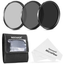 Neewer 72MM Neutral Density Professional Photography Filter Set