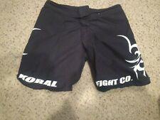 Koral Mma Bjj NoGi Shorts 38