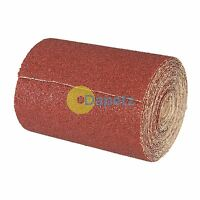 Aluminiumoxid Rolle 10M Schleif Papier Abrieb DIY - 40 Körnung Qualität
